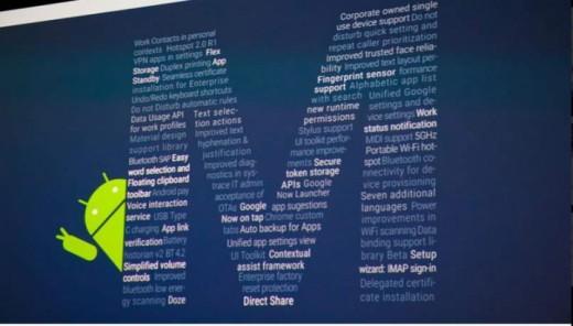 Android M prezentáció