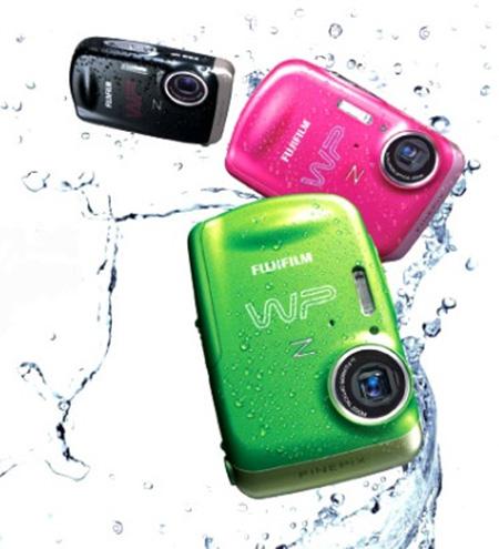 Vízálló fényképezőgép