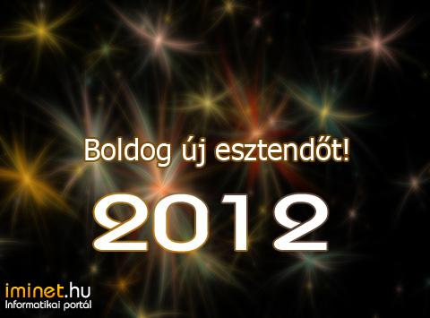Boldog újévet!