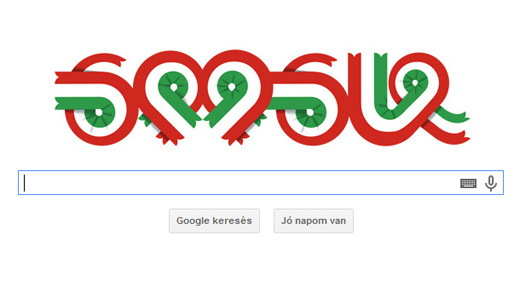 Google március 15