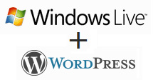 Windows Live + WordPress