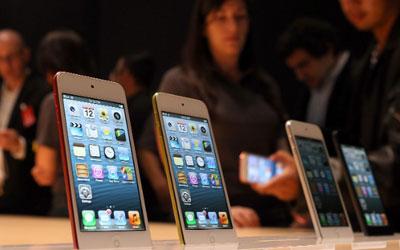iPhone 5 bemutató