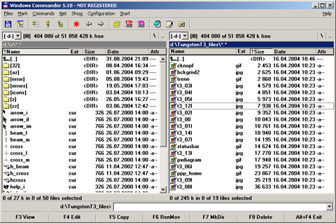 Windows Commander 5.10